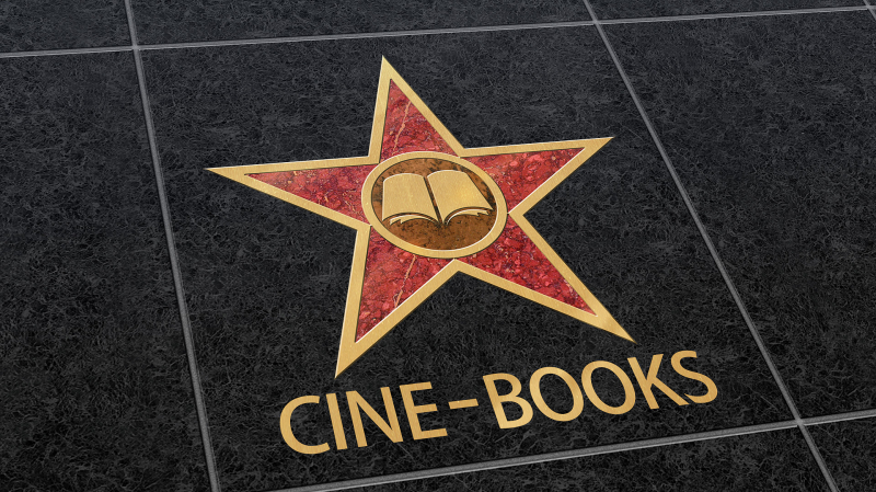The Star of Fame is CINE-BOOKS logo and mark of quality (cover)