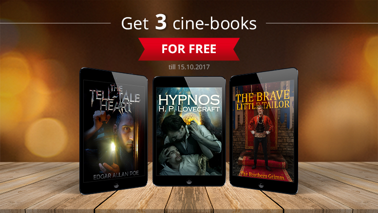 OPEN BETA-TESTING - EXPLORE CINE-BOOKS FOR FREE (cover)