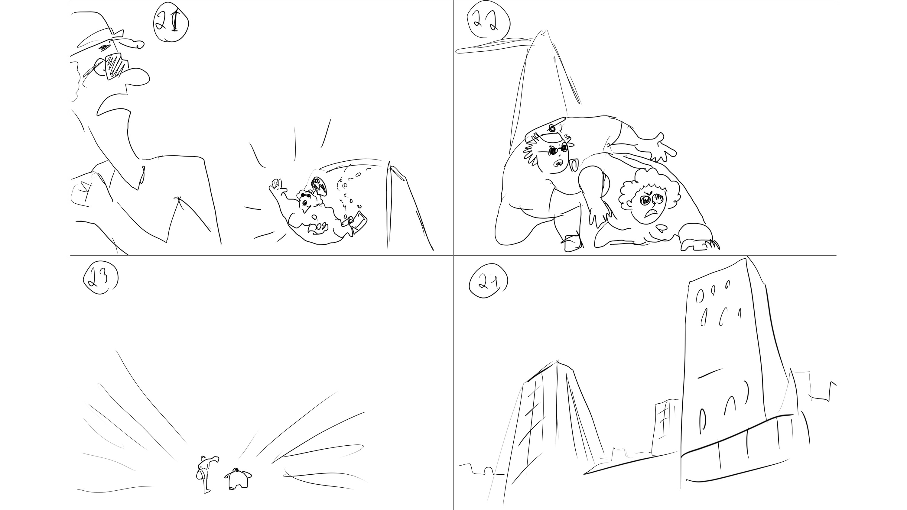 How to make a storyboard