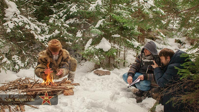 "The amazing scenery, delicious pancakes, and a mischievous Malamute: how we shot ""To Build a Fire."""