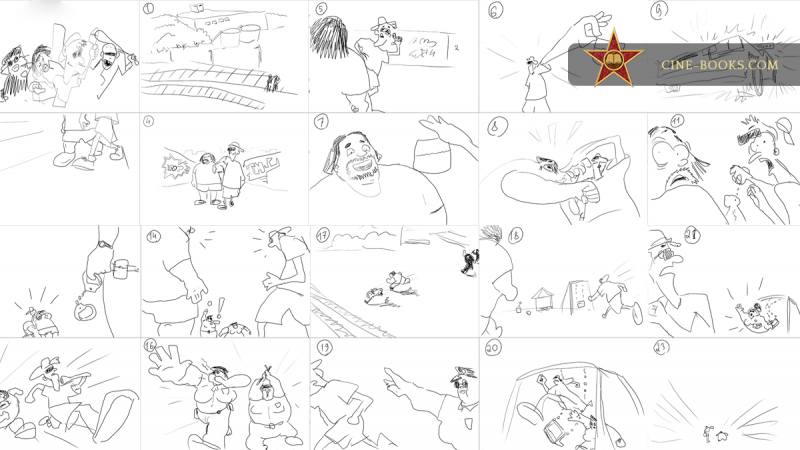 How to make a storyboard (cover)