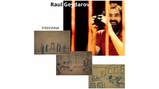 Interview with Raul Geydarov (cover)