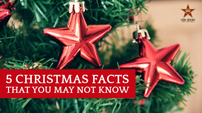 5 Christmas Facts that you may not know (cover)