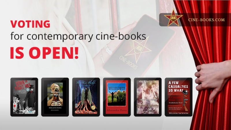 Voting for contemporary cine-books is open! (cover)